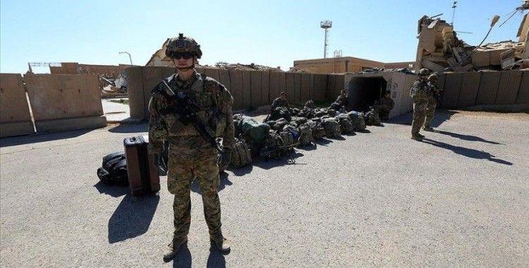 ABD, Irak'ta kalan muharip askerlerini geri çekmeye devam edecek