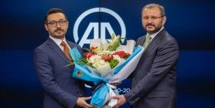 Anadolu Ajansında görev değişimi