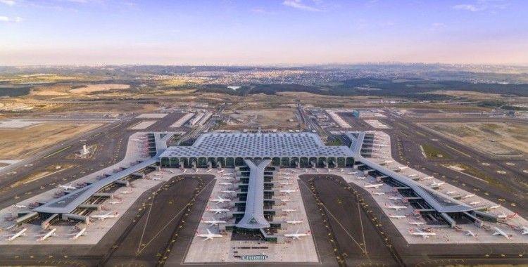 İstanbul Havalimanı'nı 2 yılda 81 milyon yolcu kullandı
