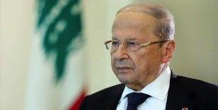 Lübnan Cumhurbaşkanı Avn, ülke tarihindeki en büyük yağmayı ortaya çıkarmaya çalıştığını söyledi