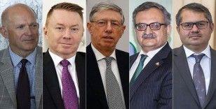 Türkiye'nin Kovid-19 ile mücadelesini, ülkede görev yapan büyükelçiler anlattı