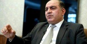 Erbil'de Türkiye Ticaret Merkezi hizmete açıldı
