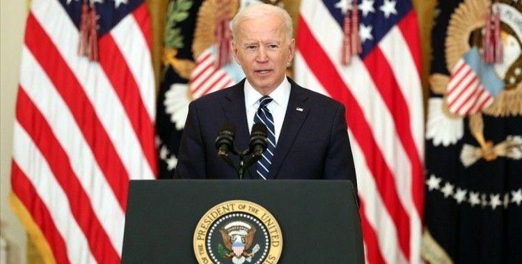 ABD Başkanı Biden'dan Prens Philip için taziye mesajı