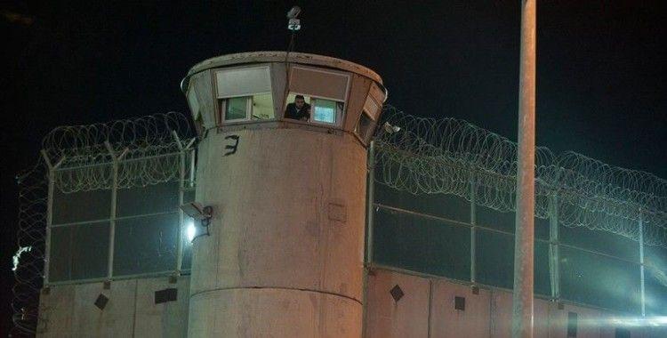 Filistin Esirler Cemiyeti, İsrail'in Rimon Cezaevi'ndeki güçlerin Filistinli tutuklulara saldırdığını açıkladı