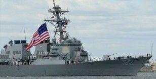 İki adet ABD savaş gemisi 4 Mayıs'a kadar Karadeniz'de kalacak