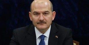 Bakan Soylu, Türk Polis Teşkilatı'nın 176. kuruluş yıl dönümünü kutladı