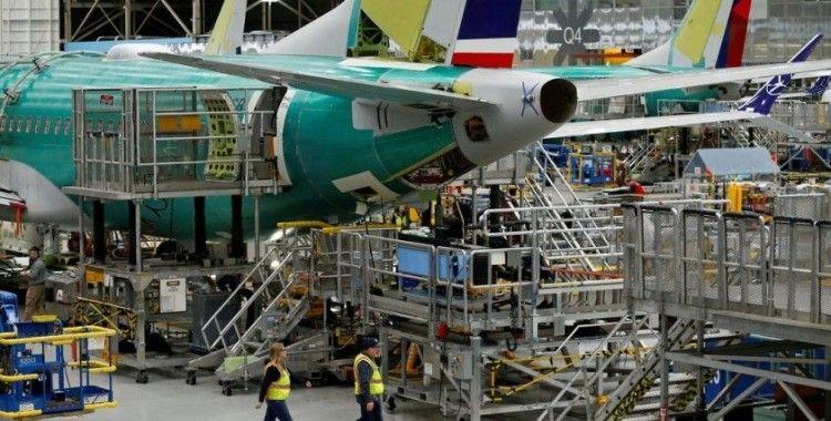 Boeing, iki kez düşen 737 Max tipi uçağında yeni sorun tespit etti