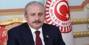 TBMM Başkanı Şentop, tren kazası dolayısıyla Mısır Temsilciler Meclisi Başkanı'na taziye mesajı gönderdi