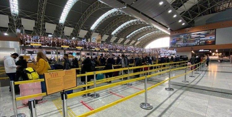 Sabiha Gökçen Havalimanı yılın ilk üç ayında 4,2 milyon yolcuya ulaştı