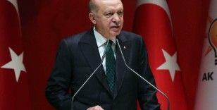 Cumhurbaşkanı Erdoğan: Karadeniz'in bir barış, huzur ve iş birliği denizi olmaya devam etmesi temel hedefimiz