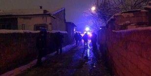 Kayseri'de sobadan sızan karbonmonoksitten 3 kişi zehirlendi
