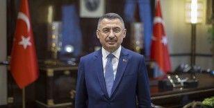 Cumhurbaşkanı Yardımcısı Oktay: Güçlü Türkiye, her alanda olduğu gibi uzay çalışmalarında da var