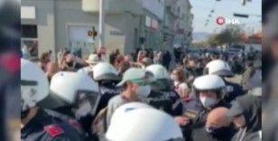 Avusturya'da Covid-19 kısıtlamaları protesto edildi