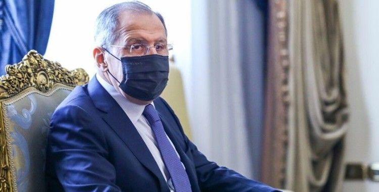 Lavrov'a Türkiye'nin Ukrayna'ya İHA vermesi soruldu: Kiev'in militarist eğilimleri teşvik edilmemeli