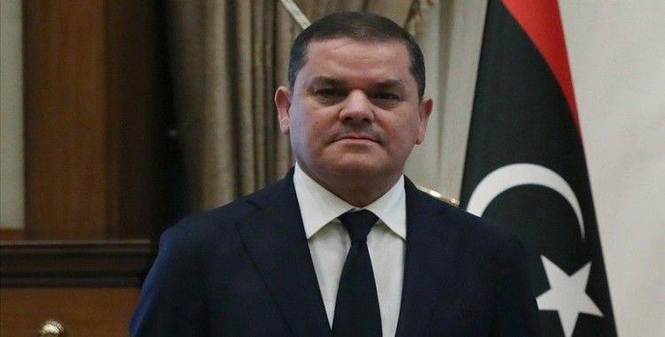 Libya Ulusal Birlik Hükümeti Başbakanı Dibeybe: Türkiye'nin kalıcı ateşkese yönelik desteğinden dolayı müteşekkiriz
