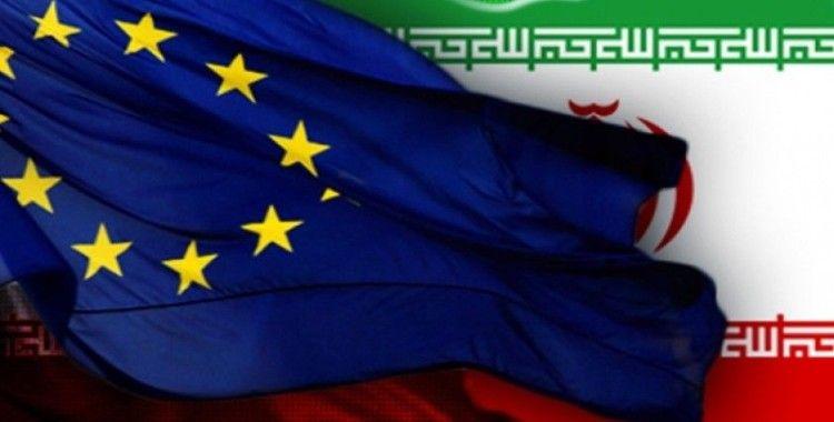İran, AB ile müzakereleri askıya aldı