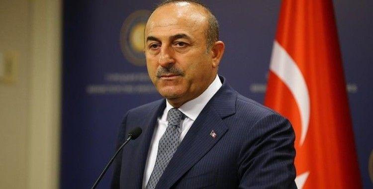Bakan Çavuşoğlu, ABD Dışişleri Bakanı Blinken'la görüştü