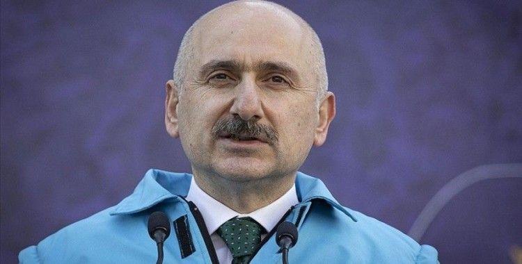 Bakan Karaismailoğlu: Bakırköy-Bahçelievler-Kirazlı metro hattını 2022 sonunda açmayı planlıyoruz