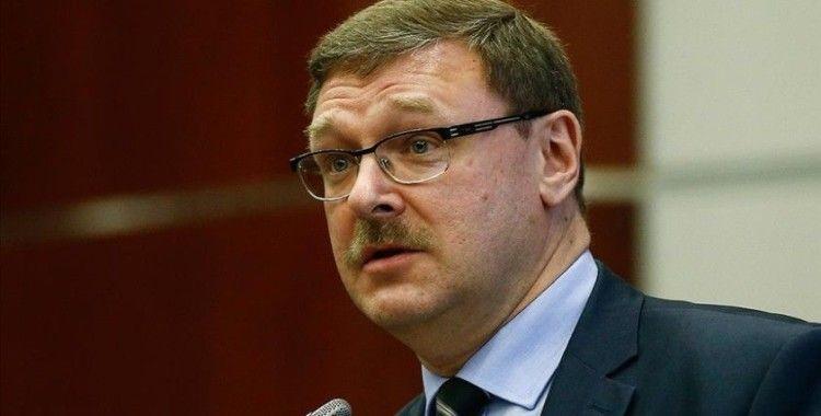 Konstantin Kosaçev'in Türkiye'ye tatile gidilmemesi çağrısında bulunduğu iddia edildi