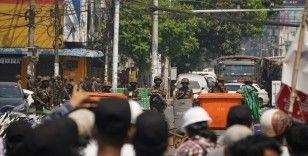 BM, Myanmar'daki darbe karşıtı protestoları, 2011'de Suriye'de başlayan halk ayaklanmasına benzetti
