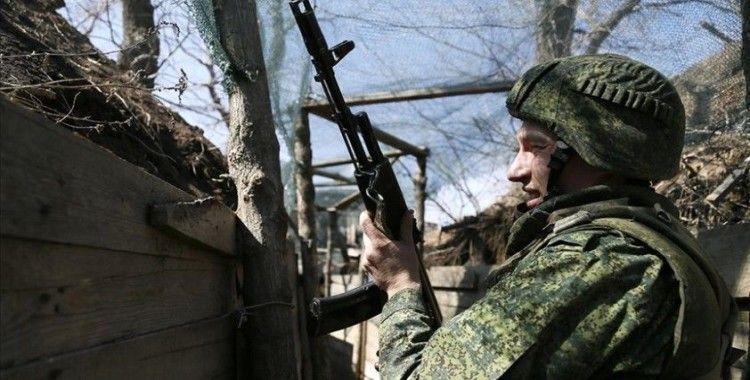 G-7 ülkeleri ve AB, Rusya'nın Ukrayna sınırındaki askeri yığınağından kaygılı