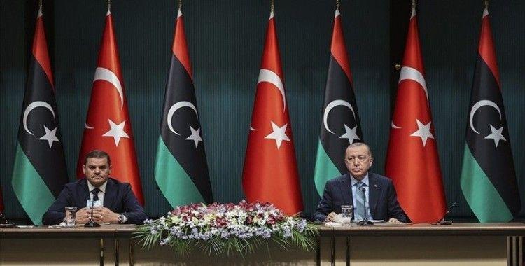 Uzmanlara göre, Başbakan Dibeybe'nin ziyareti Türkiye-Libya ilişkilerine pozitif ivme kazandıracak