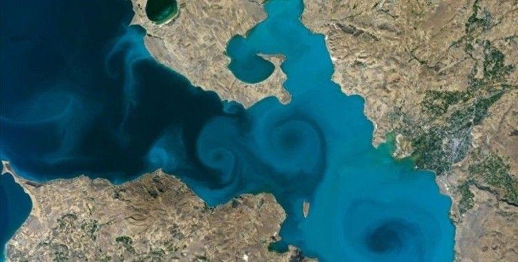 NASA'nın yarışmasında Van Gölü fotoğrafı birinci seçildi