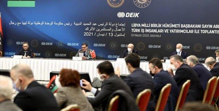 'Türkiye ve Libya, ticarette ve yatırımlarda çok daha büyük ses getirebilecek bir potansiyele sahip'