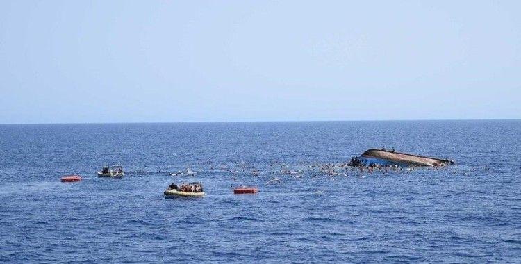 Cibuti'de göçmenleri taşıyan teknenin alabora olması sonucu ölenlerin sayısı 42'ye yükseldi