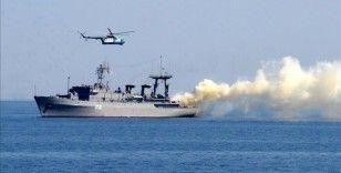Rus savaş gemileri Karadeniz'de tatbikata başladı