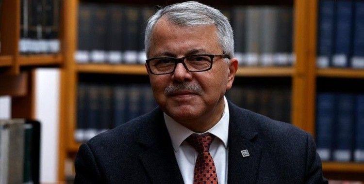 Türk Tarih Kurumu Başkanı Prof. Dr. Çetin yeni projelerini anlattı