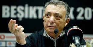 Beşiktaş Kulübü Başkanı Çebi: Cenk'in sakatlığı şampiyonluk yolunda yürürken büyük sıkıntı oldu