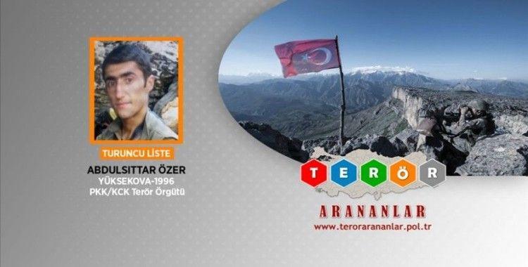 Diyarbakır'da 1'i turuncu kategoride 2 terörist etkisiz hale getirildi
