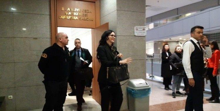 Sırp modele darp davasında yargılamaya devam edildi