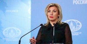 Zaharova: Ankara'nın İstanbul'daki Afganistan konferansına yönelik resmi davetini bekliyoruz