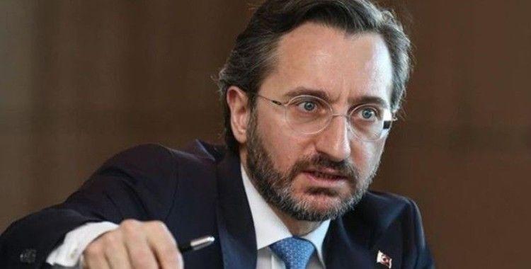 İletişim Başkanı Altun'dan KKTC'de Kur'an kurslarının kapatılmasına tepki