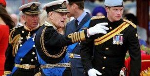Prens Philip'in cenaze töreninde üniforma krizi