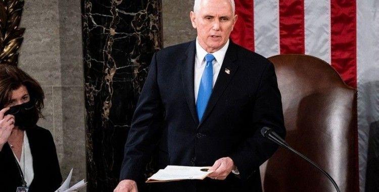 Eski ABD Başkan Yardımcısı Mike Pence'in, başarılı bir kalp ameliyatı geçirdiği bildirildi