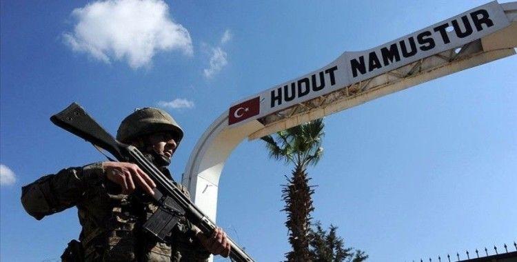 MSB: 1'i DEAŞ, 6'sı FETÖ mensubu 23 kişi yakalandı