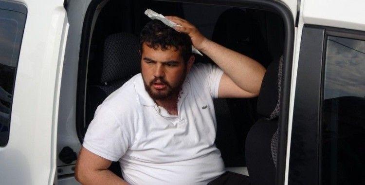 Taksim'de İBB zabıtaları seyyar satıcıyı başından yaraladı