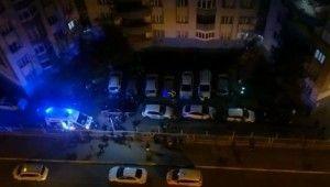 Diyarbakır'da, site sakiniyle site yöneticisi arasında çıkan silahlı kavgada 2 kişi yaralandı