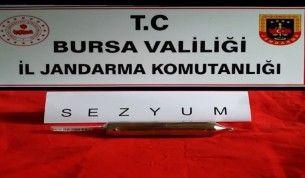 Bursa'da radyoaktif madde operasyonu gerçekleştirildi