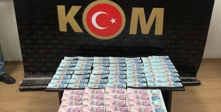 Tekirdağ'da 13 bin 600 TL sahte para bulundu: 2 gözaltı