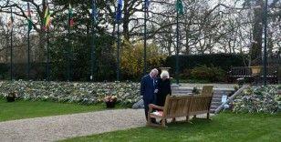 Galler Prensi Charles ve Cornwall Düşesi Camilla, Prens Philip'in ölümünden sonra ilk kez görüntülendi