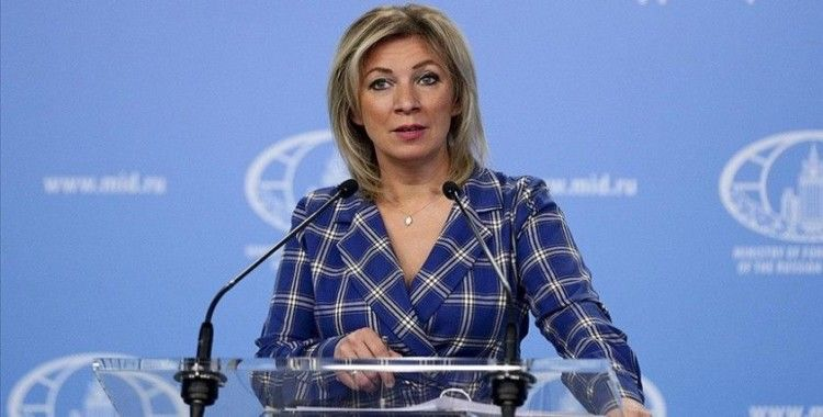 Rusya Dışişleri Bakanlığı: ABD'nin agresif davranışları kararlı şekilde karşılık görecek