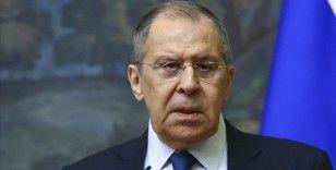 Rusya Dışişleri Bakanı Lavrov, Libya Ulusal Birlik Hükümeti Başbakanı Dibeybe ile görüştü