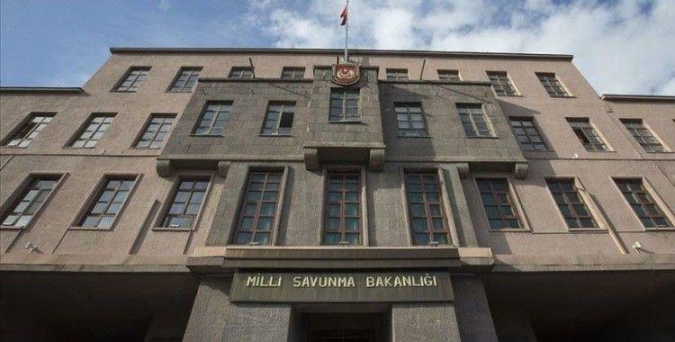 MSB: '3 PKK'lı terörist icra edilen hava harekatıyla etkisiz hale getirildi'