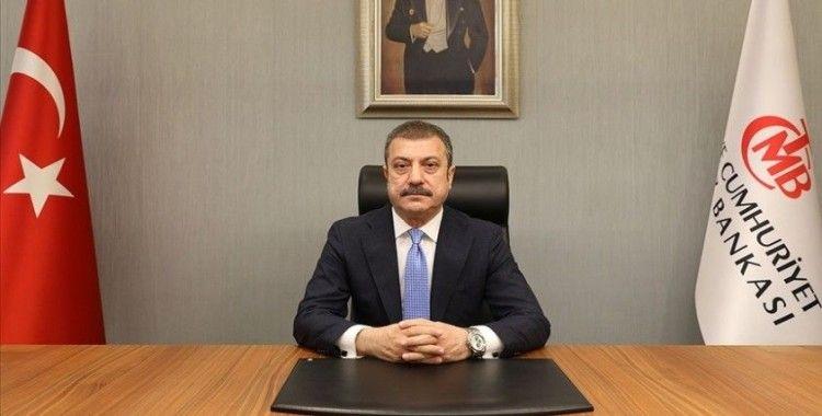 Merkez Bankası Başkanı Kavcıoğlu, 128 milyar dolar tutarındaki rezervin akıbetine ilişkin iddialara yanıt verdi