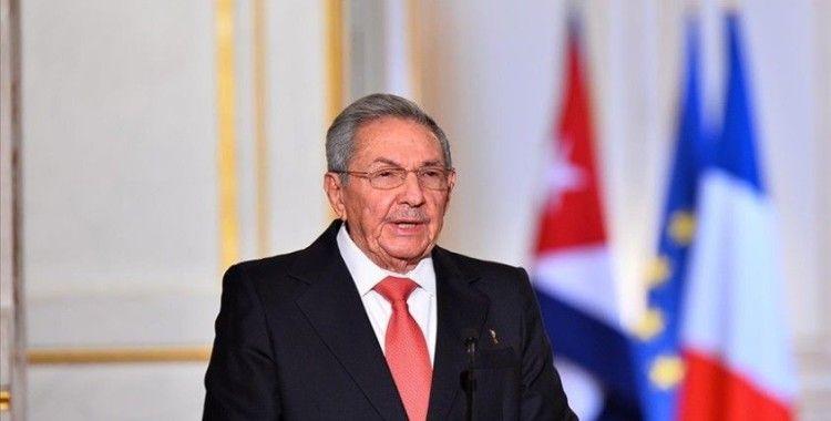 Raul Castro, Küba Komünist Partisi Genel Sekreterliği görevinden istifa etti