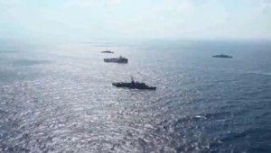 Türk donanması İsrail için tehdit unsuru